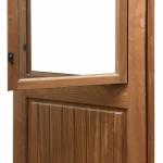Combo French Door