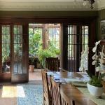 Victoria Park 1911 Craftsman Home Historical Restoration - Dining Room